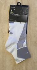 NIKE DRY LIGHTWEIGHT MENS RUNNING ANKLE SOCKS UK 7-8,5 EUR 41-43 New WITH TAGS