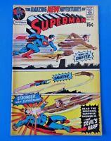 SUPERMAN #235 COMIC BOOK ~ DC BRONZE AGE 1971 ~ VF-
