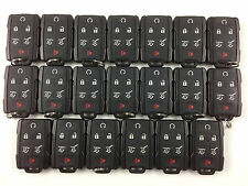 LOT OF 20 CHEVROLET 15-16 TAHOE SUBURBAN OEM KEY LESS ENTRY REMOTE START CHEV GM