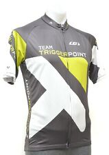 Garneau Team Triggerpoint Fondo Short Slv Club Fit Jersey Men XL Road Bike MTB