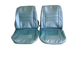 1967 CHEVELLE EL CAMINO BUCKET SEAT COVER LIGHT BLUE