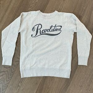 Isabel Marant Revolution Sweat, Marle Grey, Size 40