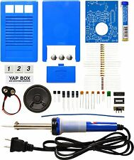ELENCO K-22SLD YAP BOX KIT Makes Six Exciting Sounds (solder version) AGES 13