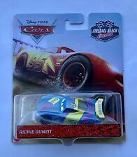 Disney Cars 3 Fireball Beach Racers Next-Gen Richie Gunzit Gasprin New VHTF Rare