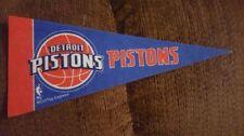 Detroit Pistons NBA Pennants