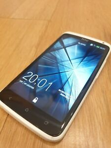 HTC One X   - White - Smart Mobile Phone  - Unlocked