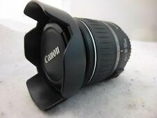 Canon EF-S 18-55mm Lens 3.5-5.6 Black T3i T5 T6 60D 10D T5I 5D XTI MORE DIG TEST