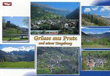 Alte Postkarte - Grüsse aus Prutz und seiner Umgebung