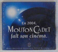 Mouton Cadet fait son cinéma CD Publicitaire 2004