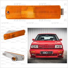 VXT Indicator / Blinker for Volkswagen VW GOLF MK2 RALLYE G60 - Amber (OE Style)