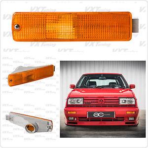 VXT Indicator / Blinker for Volkswagen VW GOLF MK2 RALLYE G60 - Amber (OE Style)