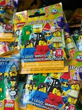 10 ct lot of Lego Minifigures Series 18 71021 cheapest on eBay unopened unsearch