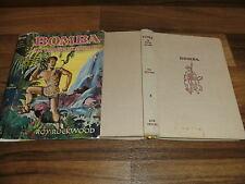 Roy Rockwood -- BOMBA  # 3  am GROßEN KATARAKT // AWA Verlag 1950er HC mit SU