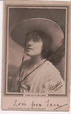 Vintage Postcard Julia Neilson  English actress