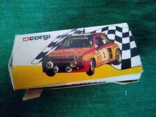 Corgi 56318 Renault 5 Turbo Elf Die Cast Metal 1981 NEW