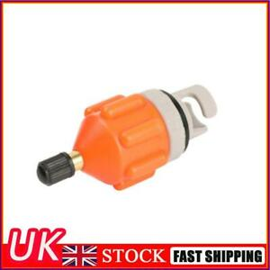 SUP Electric Pump Adapter Kayak Paddle Board Air Valve Inflatable Boat Accessory