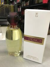 Design By Paul Sebastian 3.4 Oz Fine Parfum Spray New In Box Perfume For Women