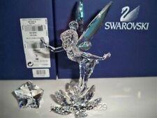 2008 Swarovski Limited Edition Disney Tinkerbell Crystal Figurine Mib