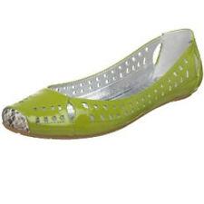 Sam Edelman Women's Lime Green Clement Ballet Flat 7.5