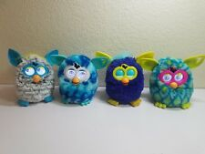 Furby Boom 2012 Lot of 4 All Tested and Working