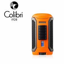 NEW Colibri Apex Single Jet Flame Lighter - Orange