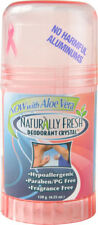 Crystal Peach Twist Up Stick Deodorant, Naturally Fresh, 4.25 oz