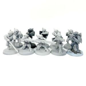 Fire Warriors Team Tau Empire Warhammer 40k