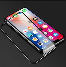 Se adapta para iPhone Xs Max XR 3D Cubierta De Cristal Completo Protector de Pantalla de Vidrio Templado