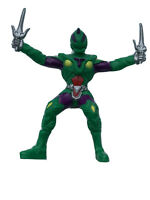 """POWER RANGERS Might Morphin Jungle Fury CAMILLE Action Figures Toy 3.5"""" Age 3+"""