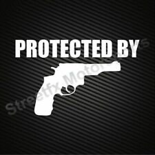 Protected by REVOLVER Vinyl cut