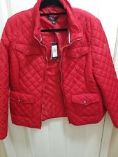 Tommy Hilfiger  Quilted Womens Jacket size xl.. BRAND NEW...