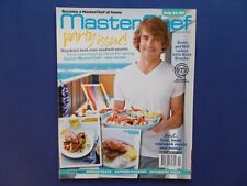 ## MASTERCHEF MAGAZINE AUSTRALIA ISSUE #18 - PARTY ISSUE