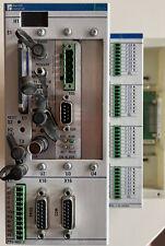 Rexroth Indramat PPC-R02.2N-N-Q1-V2-NN-FW Controller con Scheda di memoria