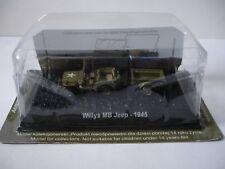 Willys MB Jeep -- 1945 Die-Cast Model.