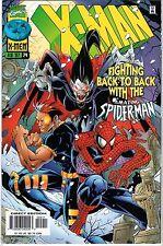 COMICS VO ¤ X-MAN n°24 ¤ X-MEN ¤ AMAZING SPIDER-MAN ¤ 02/1997