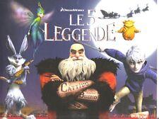 LE 5 LEGGENDE album + bustine EDIBAS 2012
