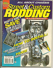 Street & Custom Rodding Illustrated  1998  Huge Parts Directory, Disc Brakes