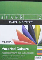 Daler Rowney Canford Pad - Coloured 150gsm Paper - A3