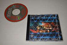 Tomita-Live at Linz 1984/RCA Red Seal 1985/Made in Japan/12 Tracks/RAR