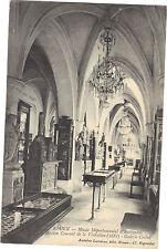 76 - cartolina - ROUEN - Museo antiquariato dipartimentali - Galerie Cochet