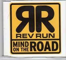 (DY476) Rev Run, Mind on the Road - 2005 DJ CD