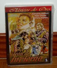 EL LEON DE INVIERNO - DVD - NUEVO - PRECINTADO - CINE CLASICO - ANTHONY HOPKINS