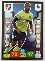 2019/20 PANINI EPL Premier League Soccer Card - Callum Wilson Limited Edition