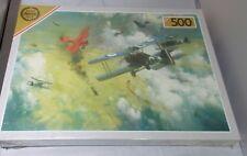 Deluxe Falcon Puzzle 500 Pezzi-Incontro con il Barone Rosso