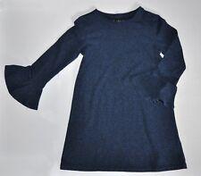 Next Girls Navy Blue Dress 5 Years EUR 110cm