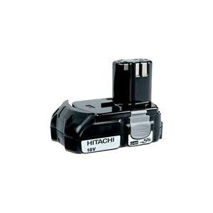 Hitachi BCL1820 18v 2Ah Pod Style Genuine Li-ion Battery 2.0Ah for 18v EMB1830