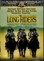 NEW DVD - THE LONG RIDERS - CLASSIC  WESTERN -  QUAID , CARRADINE, KEACH BROTHER