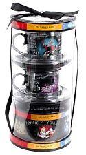 Disney Parks Alice Wonderland Tea for Two Cups Saucers & Sample Pack 5 Flavors