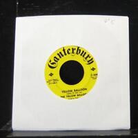 """The Yellow Balloon - Yellow Balloon / Noollab Wolley 7"""" VG+ C-508 Vinyl 45"""