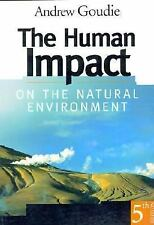 The Human Impact on the Natural Environment - 5th Edition-ExLibrary